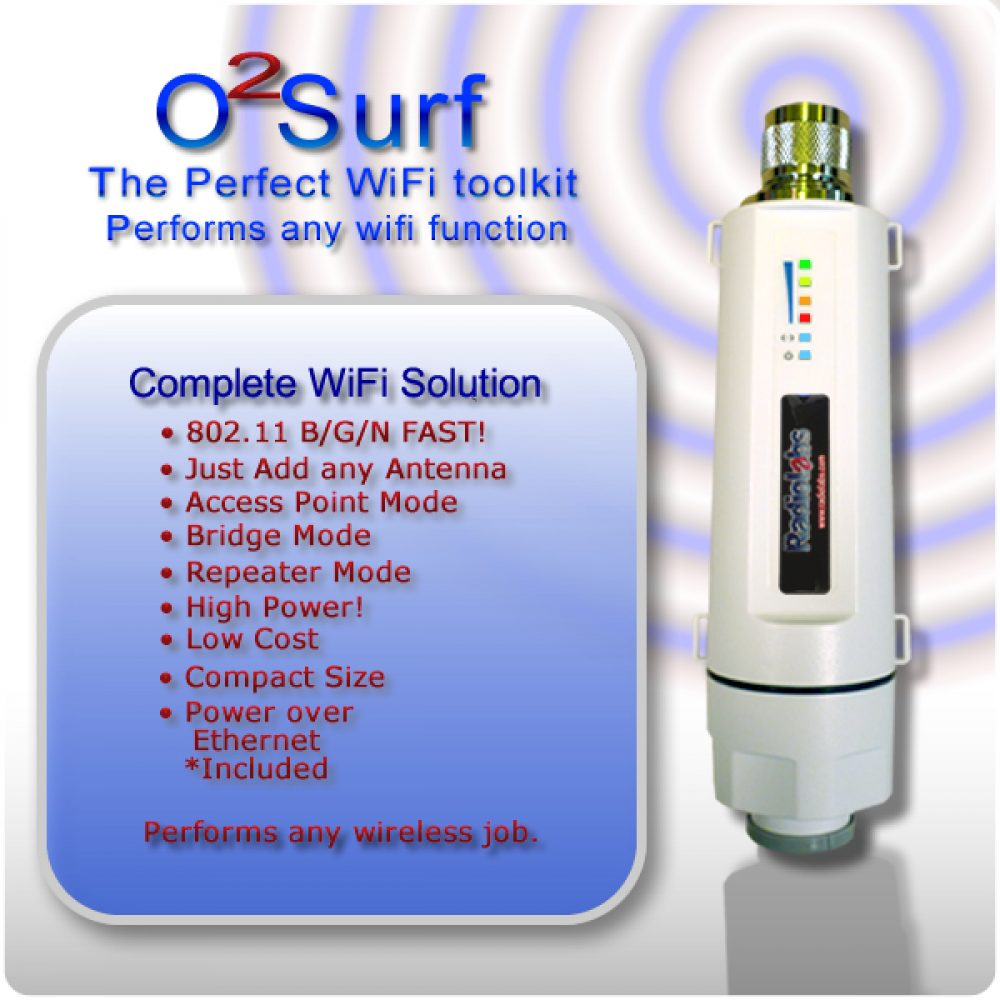 High Power, Outdoor Wifi Access Point, Router, Client, Wireless Bridge