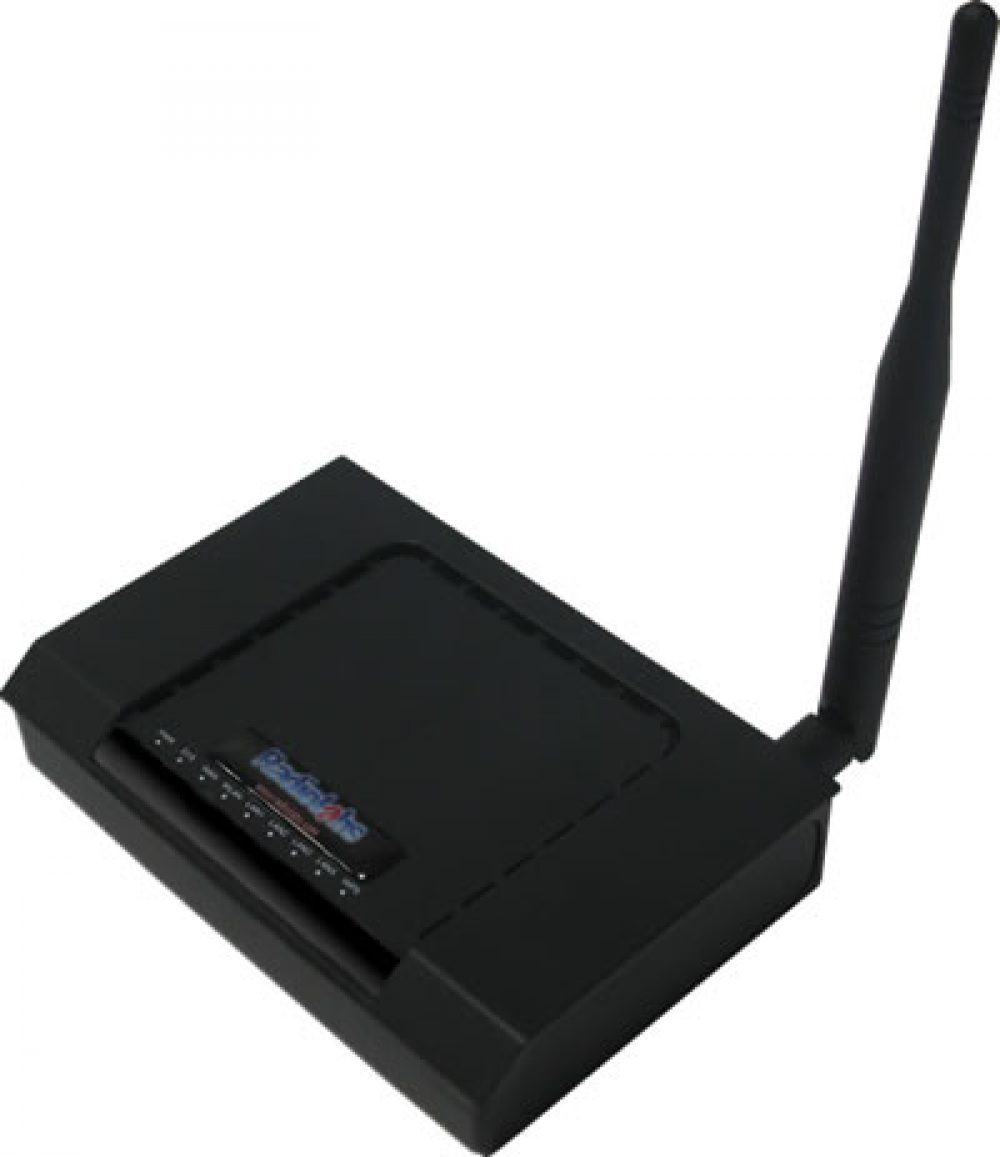 O2Breeze - High power - Long Range Wifi Router