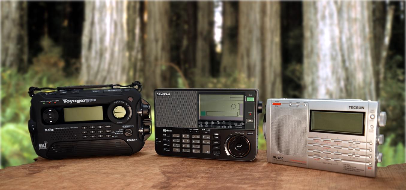 AM - FM - SW - Weather Radios -
