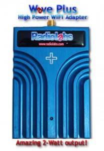 High Power - Long Range USB WiFi Card - B/G/N