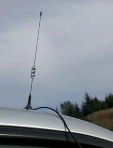 Car Amplifier Repair >> RadioLabs || Magnetic Mount Cellular Antenna