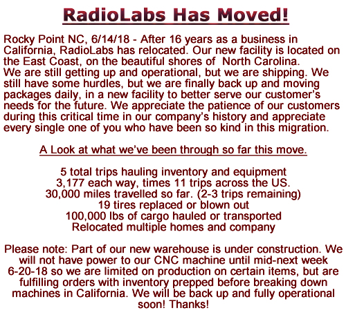 RadioLabs Has Moved!