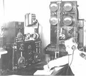 Old Time Radio station - The beginning of AM Radio!