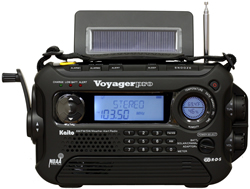 Voyager Pro - Shortwave Emergency Radio