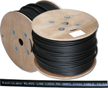1000' Spool Coaxial Cable