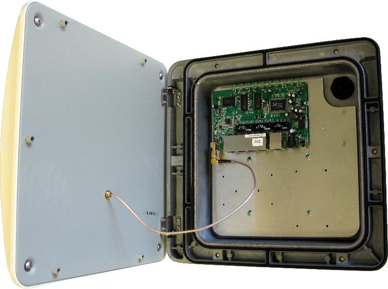RadioLabs || Wireless Bridge System || WIFI - GS2000