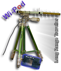 WiFi Yagi - Tripod Kit