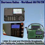 RadioLabs | Shortwave Radios