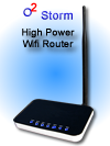 1 Watt High Power Router - O2Storm
