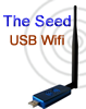 Seed - USB WiFi Adapter || High Power