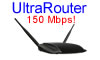 UltraRouter - 802.11N High Power Wifi Router