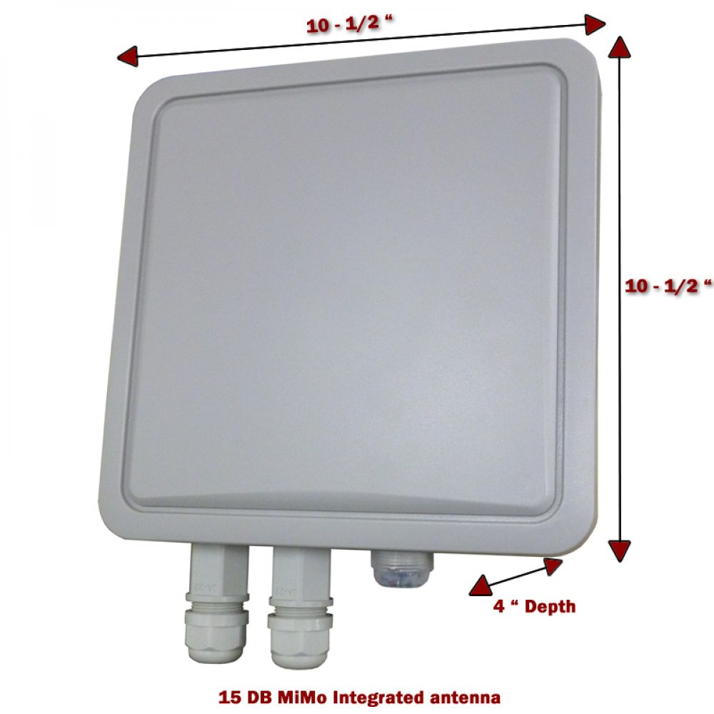 Long Range Wireless Bridge system 300 MBPS Mimo